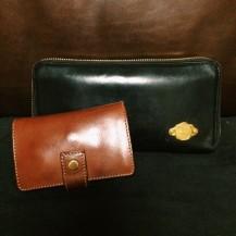お財布の組み合わせ方 Long Wallet × Coin Wallet
